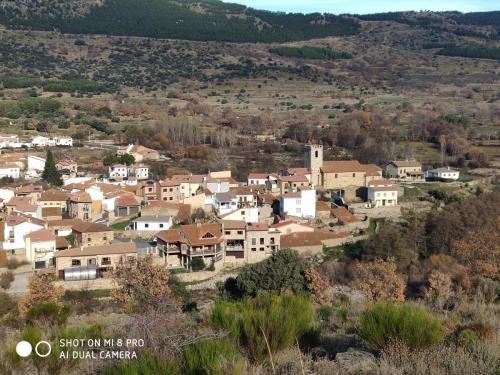 Vista de la Iglesia desde el monte