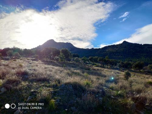 El Berrueco desde el monte